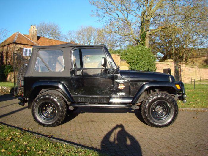 custom jeep wrangler 40 sahara 2dr for sale in leighton. Black Bedroom Furniture Sets. Home Design Ideas