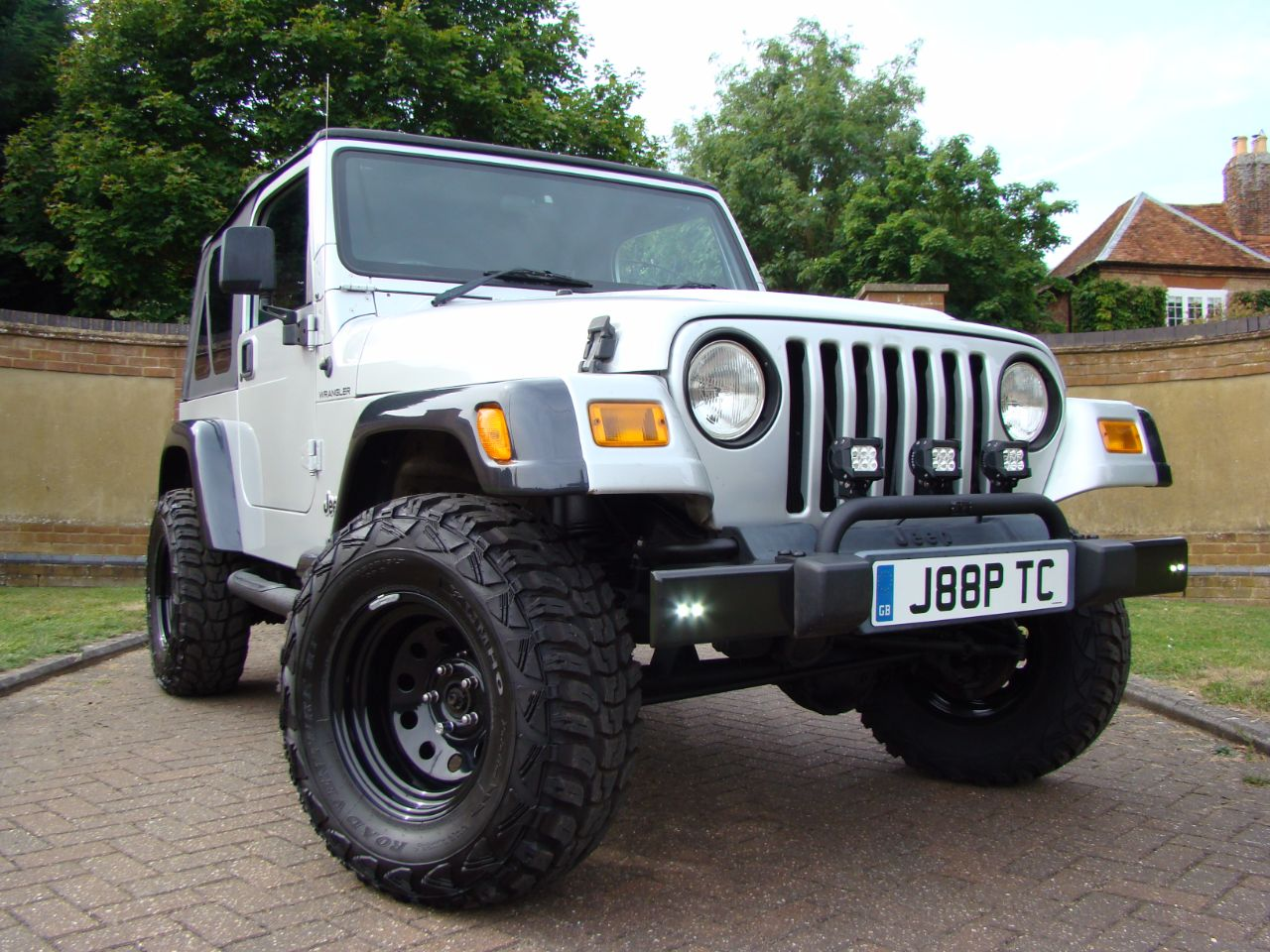 used jeep wrangler 39 s leighton buzzard bedfordshire jeep. Black Bedroom Furniture Sets. Home Design Ideas